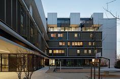 Gallery - Welfare Centre for Children and Teenagers / Marjan Hessamfar & Joe Vérons - 2