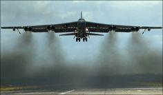 b-52 | an air force global strike command b 52 bomber will make an ...