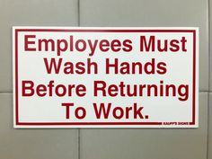When your doing some #Friday Costco shopping, stop by the bathroom and see a good ol' KAUFFS SIGNS looking back at you.... #KauffsSignsandLettering #Friyay #Signs #KauffsSocialMedia #SteveKauff