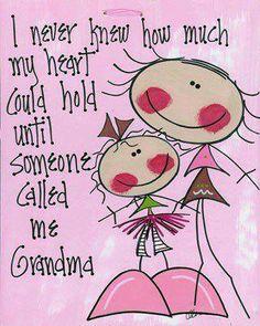 I love my grandbabies