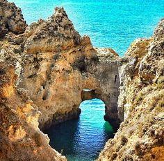 Ponte da Piedade in Portugal