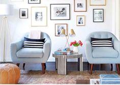 12 Kreativideen, die Stil in die Wohnung bringen | Sweet Home