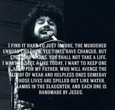 Keith Green - A Billion Starving People