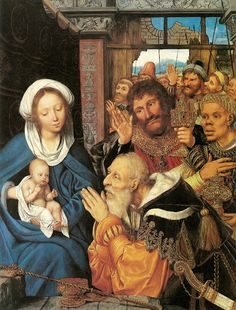 It's About Time: Madonnas attributed to Quinten Metsys (Netherlandi...