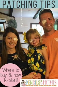 My daughter suffers from amblyopia so we were told she would need to start patching at age 2. I'm sharing how we kicked off our journey with a patching tea party, made her comfortable, found the best patches, and celebrated her accomplishments! #amblyopia #eyepatch #patching #glasses #patchingideas