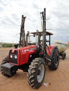 56,500 - Trator Massey Ferguson 275 4x4 2009