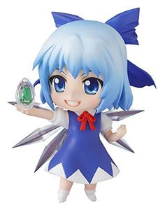 Good Smile Touhou Project: Cirno Nendoroid Action Figure ... http://www.amazon.com/dp/B005FQN2L8/ref=cm_sw_r_pi_dp_Di7nxb1YKDX9G