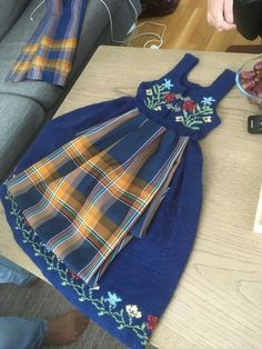 Traditional Dresses, Norway, Creativity, Costumes, Summer Dresses, Diy, Fashion, Flowers, Summer Sundresses