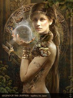 .:Gaia (reg):. by EVentrue.deviantart.com
