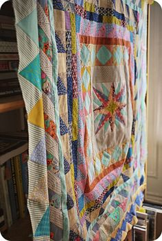 Baisakhi Medallion Quilt | Flickr - Photo Sharing!