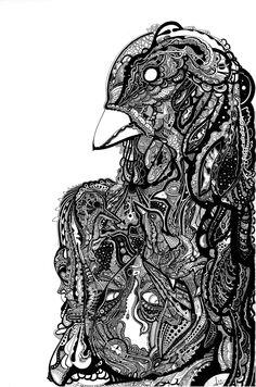Bird within bird?