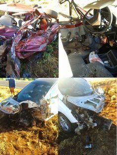 BLOG DO MARKINHOS: Acidente envolve três veículos e uma moto em rodov...
