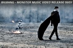 "Big Bang is back with a new edition of their album ""Alive"" titled ""ALIVE -Monster Edition"" that will feature the previously released songs from the albums and also new songs. To start this round of promotion, Big Bang has shared their first teaser for their track ""Monster"" featuring the member"