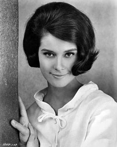 Diane Baker...born the same day (but not year) as me...so few celebs have 2-25 as their day...