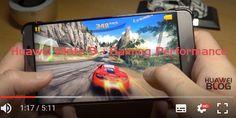 Huawei Mate 9 – Gaming Performance #EMUI_5_0 #Nougat #Test
