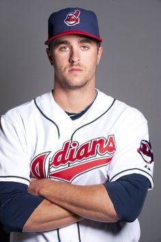 Lonnie Chisenhall Cleveland Indians... I'm really starting to love this guy