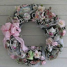 Stole this pic from The Mad Hatter Tea Room's FB page