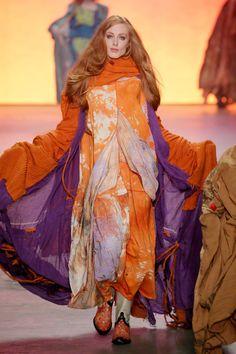 People of the labyrint. Amsterdam fashionweek '13