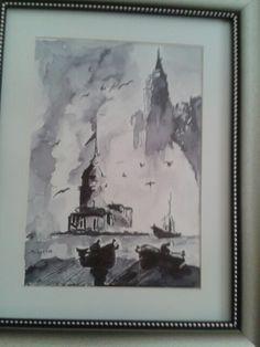 Kız Kulesi    lavi