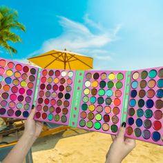 Basic Mehndi Designs, Simple Nail Art Designs, Glow Palette, Eye Palette, Makeup Eye Looks, Crazy Makeup, Makeup Kit For Kids, Makeup Eyeshadow Palette, Makeup Pallets