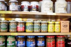 The National Mustard Museum in Middleton is home to more than 5,600 different kinds of mustard! #visitmiddleton