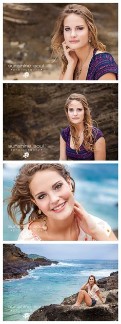 Senior Picture Ideas for Girls |  | Beach | Kim, Class of 2015 Senior {Senior Portraits Hawaii – Oahu Senior Portrait Photographer,  Jennifer Buchanan – Sunshine Soul Photography}
