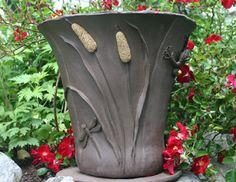 Woodlands Garden Pottery --  Standard Pots & more designs...