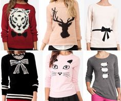 graphic sweater trend