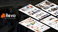 SP Revo is a modern, appealing and feature-rich responsive Prestashop shopping theme. The professional store theme is well-suited to many sorts of stores from fashion/clothing store to digital/electronics or mega store with multi-categories. #prestashoptheme #fashiontheme #digitaltheme #megastore