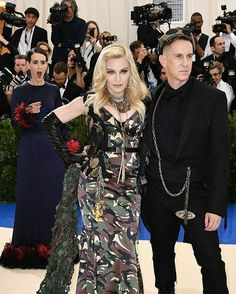 Madonna and Jeremy Scot t at Met Gala 2017����#madonna #jeremyscott #moschino #reikawakubo #redcarpet #metgala2017 #metgala #MetGala #metball #ny #newyork #celebrity  #fashion #fashionaddict  #model  #beauty #mfw #runway #fashionblogger #vlog #model  #moda #tagsforlikes #like4like #glamour #glam #instagram #instamood #igers #marcolyno14 http://tipsrazzi.com/ipost/1505932571249369524/?code=BTmJbHdAmG0