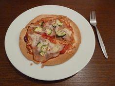 Nalehko...: Rychlopizza - šunková