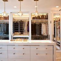 Melanie Fascitelli - closets