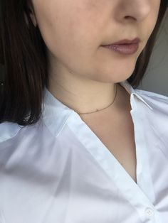 In love with this delicate rose-gold choker! Use code ALANAZAP15 for 15% off at www.bryananthonys.com