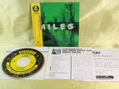 CD/Japan- MILES DAVIS The New Miles Davis Quintet w/OBI RARE mini-LP Coltrane #Bop
