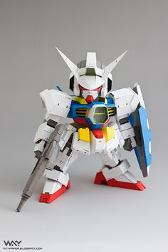 [WXY] - SD Gundam AGE