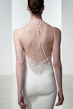 Amsale collezione 2016 abiti sposa modello Lennon1