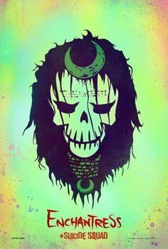 Suicide Squad - Enchantress