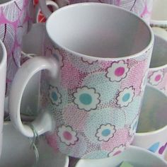 Petra Boase mug snapped in The Hambledon, Winchester for print & pattern