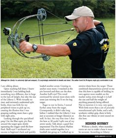 The worlds smallest bow - The Liberty I compound bow