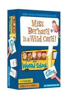All Things Equal My Weird School The Game Miss Bernard is a Wild Card School Games Online, Online Games, Magic School Bus, I School, Puzzle Store, Sentence Building, Building Games, Color Games, New Teachers