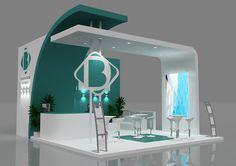DIAGNÓSTICOS DO BRASIL (2LDESIGN) by Thiago Simas at Coroflot.com Hall Design, Stand Design, Event Design, Exhibition Stall, Exhibition Booth Design, Exhibit Design, Trade Show, Shelves, Exhibitions