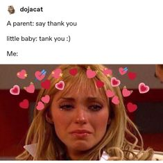 :_ dojacat A parent: say thank you little baby: tank you :) - iFunny :) Tummy Tea, Positive Memes, Tank You, Perfect Boy, Funny Tumblr Posts, Wholesome Memes, Brighten Your Day, Little Babies, In This World