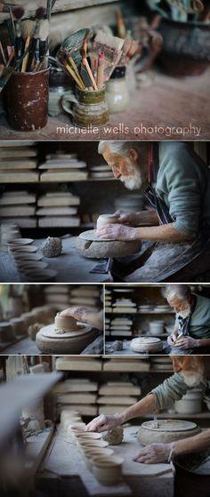 hornby island pottery heinz a Hornby Island Pottery Studio {notes}