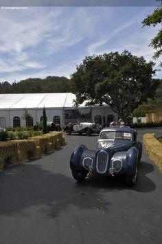1939 Talbot Lago T150 C SS