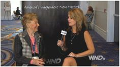 """NATIONAL HARBOR, Md. – The """"Queen of Conservatism"""" is deeply concerned about the damage President Obama has caused, but she told WND how she believes the country can be saved.  WND's Dr. Gina Loudon spoke with Phyllis Schlafly at CPAC, the annual gathering of conservatives just outside Washington, D.C.  Read more at http://www.wnd.com/2014/03/phyllis-schlafly-how-to-save-america/#BSlV3HBIaxzWw3AS.99"""