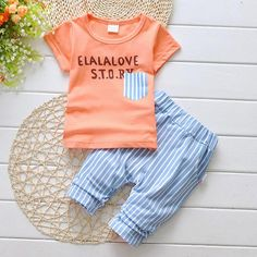 🔥🎁🔝 Cute baby summer outfit 🔝🎁🔥