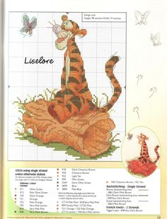 disney pooh's book of watercolors ~ saved from elypetrova. Cross Stitch Boards, Cross Stitch For Kids, Cross Stitch Needles, Cross Stitch Baby, Disney Stitch, Disney Cross Stitch Patterns, Cross Stitch Designs, Cross Stitching, Cross Stitch Embroidery