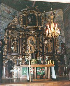Ołtarz główny - Ołtarz główny