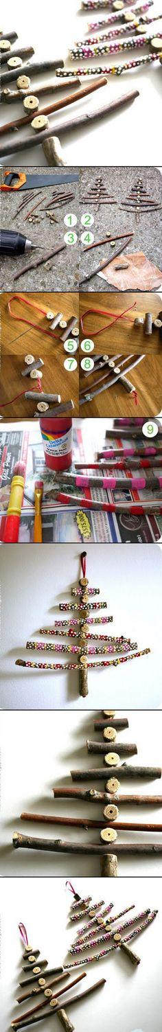 Diy Easy Tree | DIY & Crafts Tutorials