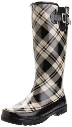 Just bought these! Love, love, love a cute rain boot!